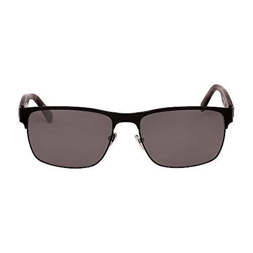 Calvin Klein Metal Frame Grey Lens Men's Sunglasses CK7378S5817001 Calvin Klein Plastic Frames