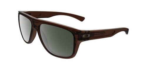 Oakley mens Breadbox OO9199-07 Sport Sunglasses,Matte Black Ink,55