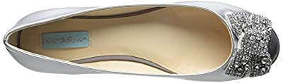 Blue by Betsey Johnson Women's SB Ever Ballet Flat