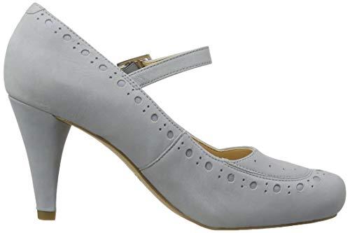 Escarpins Femme Gris grey blue Dalia Millie Clarks ZEwanqOt