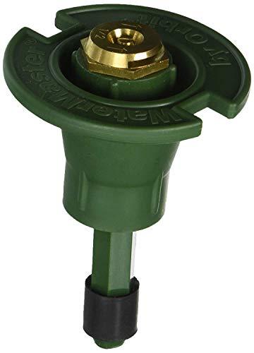 5 Pack - Orbit Half Pattern Plastic Pop-Up Sprinkler Head with Brass Nozzle