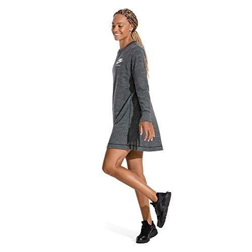 Nike Damen Gym Vantage Kleid Anthracite/Sail