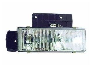 - HEADLIGHTSDEPOT Compatible with Chevy/Gmc Astro/Safari Van Headlight OE Style Replacement Passenger Side New