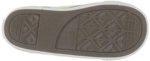 Converse Ctas Season Hi 015850-21-7 - Zapatillas de tela para niños Amarillo (Gelb (Jaune Pale))