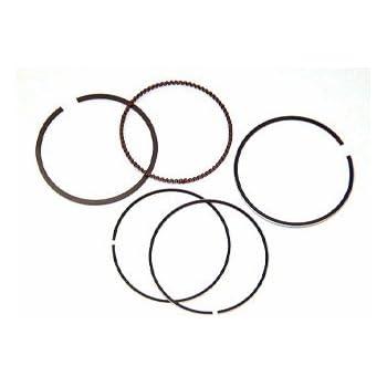 Piston Ring Set 84.45mm~2013 Yamaha YFM450 Grizzly 4x4 Auto