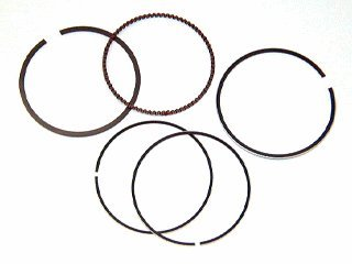 Outlaw Racing Piston Ring Set 73.95mm TRX300 FourTrax TRX300EX Sportrax TRX300X Outlaw Racing Products