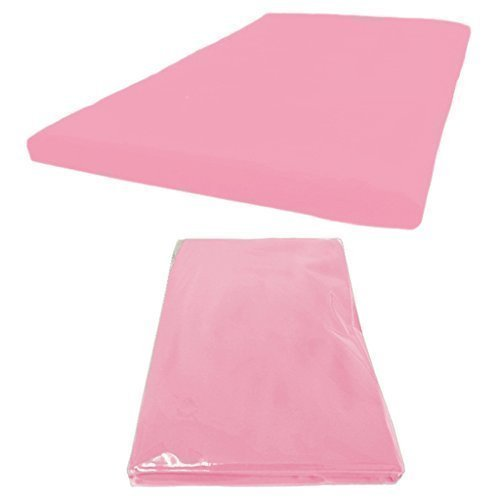 Futon Mattress COVER ONLY, Single 1 Seater in Pink. Available in 11 Colours Matching Bedroom Sets