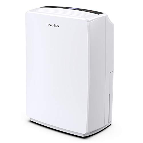 Buy Bargain Inofia 30 Pint Dehumidifier for Home Basements, Bedroom, Kitchen, Bathroom, Compact Elec...