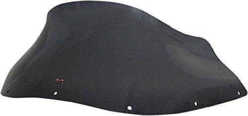 Klock Werks KW05010501 9in. Flare Windshield for FXRP - Black (Klock Werks Flare Windshield)