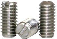 18-8 - Grub-Blind-Allen-Headless Screw Set Screws Slotted Quantity: 100 Stainless Steel #10-32 x 1//8 -