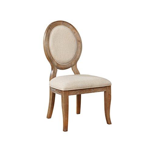 Powell Furniture 15D7053SCX Lenoir Side Dining Chair ()
