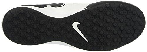 Nike Magistax Pro Tf, Botas de Fútbol para Hombre Blanco (Blanco (White/Black-Black-White))