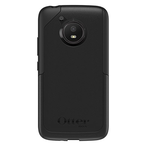 OtterBox ACHIEVER SERIES Case for Motorola Moto E4 (NOT E4 PLUS) - Retail Packaging - BLACK