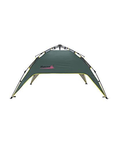 Makino-2-3-person-Instant-Tent-with-rainfly-  sc 1 st  Discount Tents Nova & Makino 2-3 person Instant Tent with rainfly for Camping ...