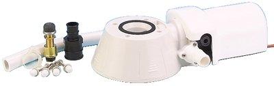 Jabsco 37010-0092 Marine Manual to Electric Marine Toilet Converstion Kit for Jabsco Manual Toilets