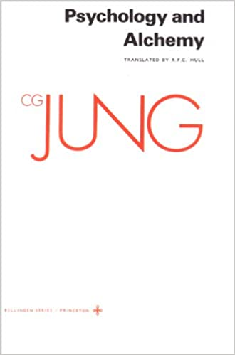 Amazon Psychology And Alchemy Collected Works Of Cg Jung Vol