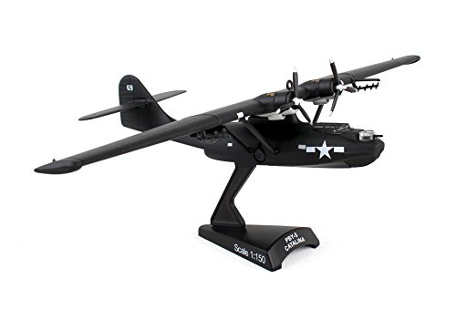 POSTAGE STAMP 1/150 PBY-5 カタリナ アメリカ海軍 Black Catの商品画像