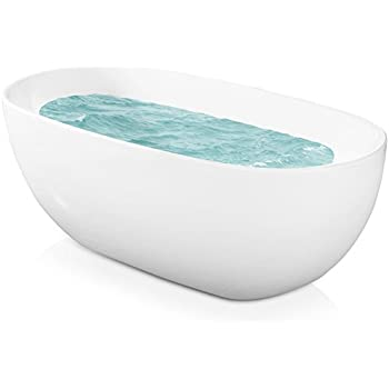AKDY F277 Bathroom White Color Free Standing Acrylic