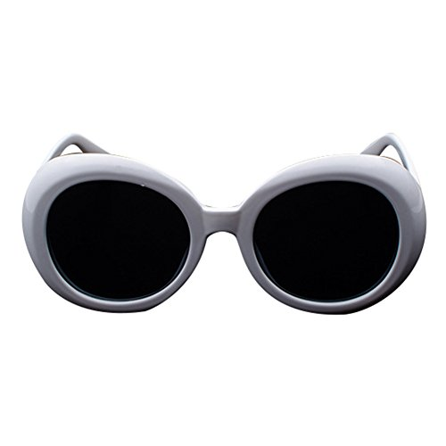 Lunettes Femmes rétro Vintage UV400 de ovales de soleil C1 Kootk Lunettes Classique Hommes soleil qnx0zt6