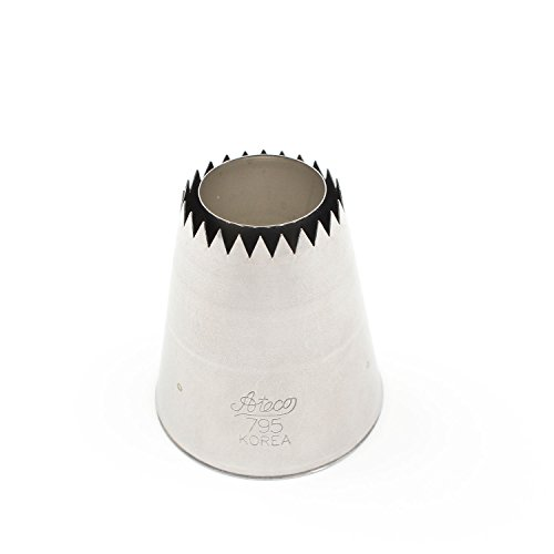 Ateco Sultan Tube (Flat Cone) by Ateco
