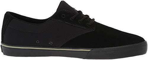 Etnies Herren Skateboardschuhe Raw Vulc Black Jameson E1awZrqx1