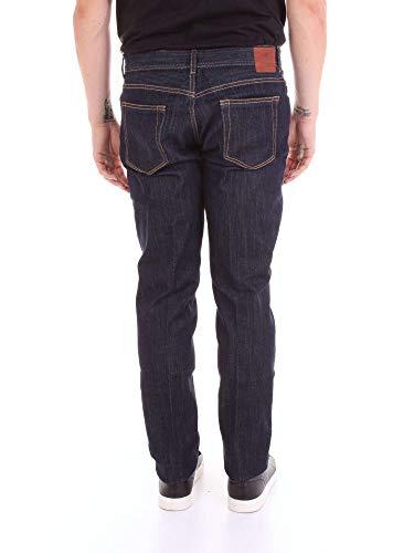 Uomo Tj104caracciolo Borrelli Blu Denim Jeans Luigi OTUHwxqw