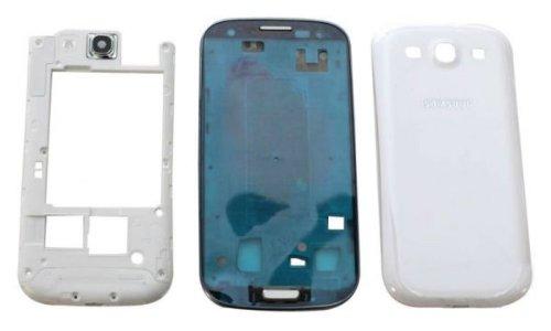 GenericSamsung Galaxy S3 Full Body Housing Panel - White