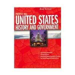 United States History and Government: Brief Review