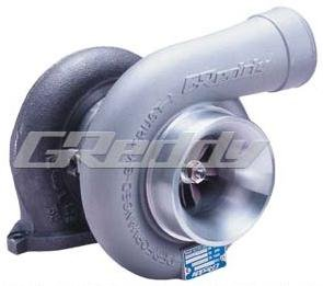 (GReddy 11500332 External Turbocharger (T78-29D 17 Cm2 80Mm Square Flange Special)