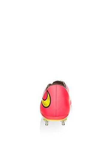 Nike 599075 690 Hypervenom Phatal Fg Herren Sportschuhe - Fußball bright crimson volt hyper punch metallic 690