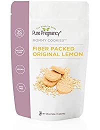 Pure Pregnancy Fiber Packed Original Lemon Mommy Cookies...