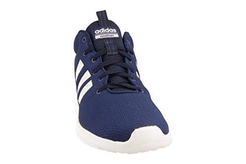 adidas Herren CF Lite Racer Mid Fitnessschuhe blau (Azumis / Ftwbla / Maruni)