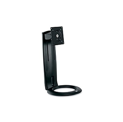 3M Easy Adjust Monitor Stand - 16 lb Load Capacity - Flat Pa