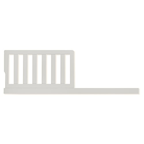 Evolur Julienne Toddler Rail, Antique Grey Mist ()