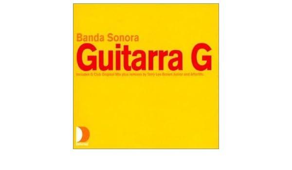 Guitarra G by Banda Sonora: Banda Sonora: Amazon.es: Música