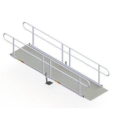 MOD Ramp System Size: 12' L