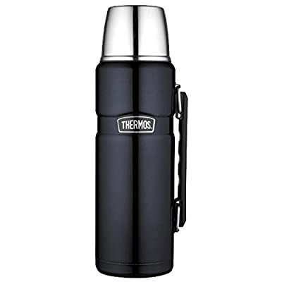 Thermos Stainless Steel King 40 Ounce Beverage Bottle