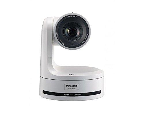 Panasonic AW-HN130 20x Premium PTZ Camera with NDIHX (White)