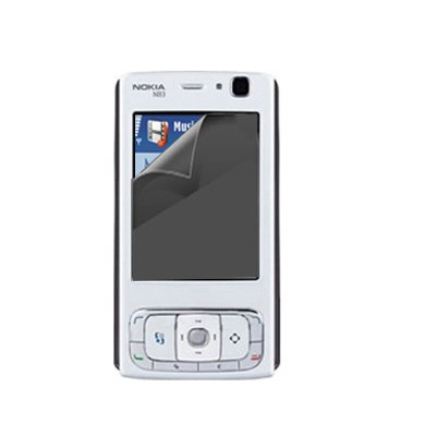 Nokia Protector in Anti N83 Screen Amazon Glare Lcd For With