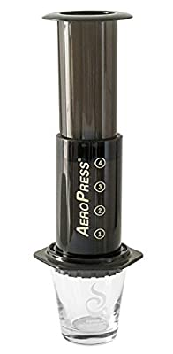 Aeropress Coffee Maker with Tote Bag And Extras