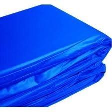 TRAMPOLINE DEPOT 14 Ft. Blue Trampoline Safety Frame Pad (Trampoline Pad 14 Ft)