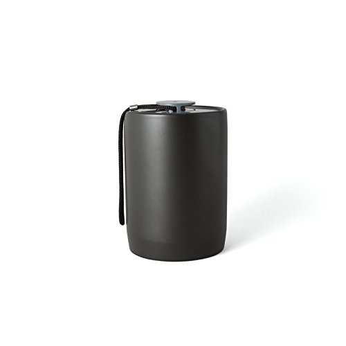 Chef'n 110-979-357 Ceramic Coffee Canister Anthracite (Airtight Coffee Storage)