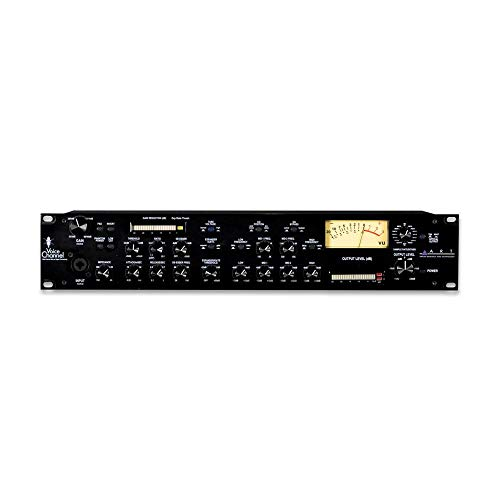 Channel Strip Mic Preamp - ART VoiceChannel Tube Channel Strip With Digital Outs