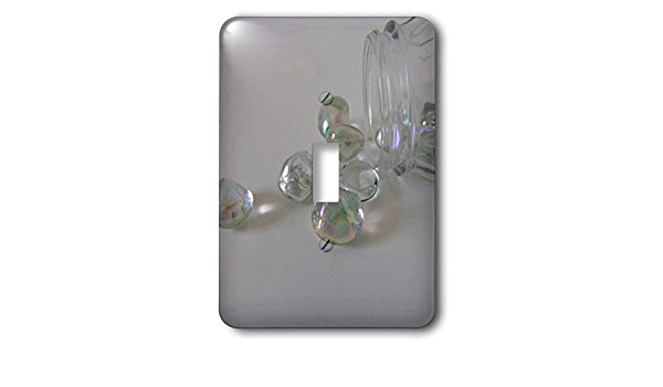 3drose Lsp 14491 1 Crystal Rainbow Light Switch Cover Single Switch Plates