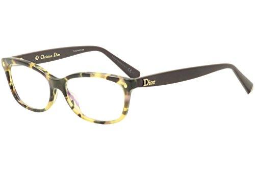 DIOR Eyeglasses 3265 0EE5 Havana Plum 54MM - Christian Dior Eyeglasses Cd Frame