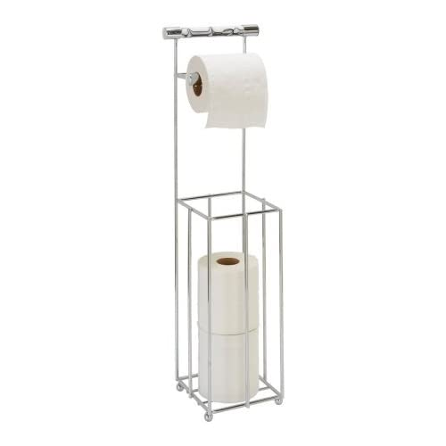 good Bath Bliss Marble Tube Toilet Tissue Dispenser and Reserve