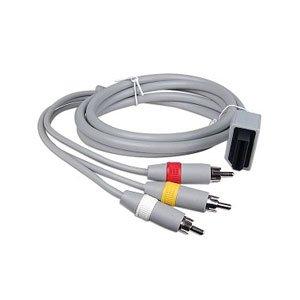 AV Cable (Nintendo Wii): Amazon.co.uk: PC & Video Games