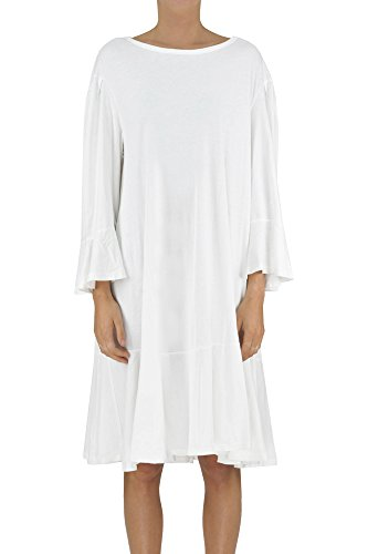 DRIES VAN NOTEN Women's Mcglvs003039e White Cotton - Dries Noten Van Shop
