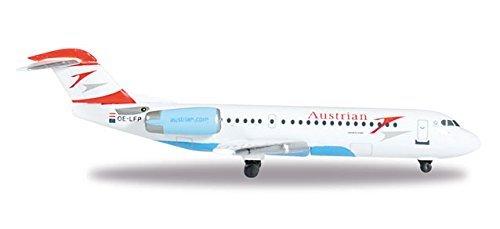 herpa wings 1/500 Fokker 70 Austrian Airlines