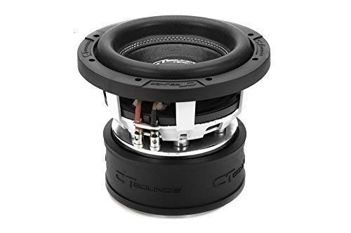CT Sounds Meso 8 Inch Car Subwoofer 800w RMS Dual 4 Ohm
